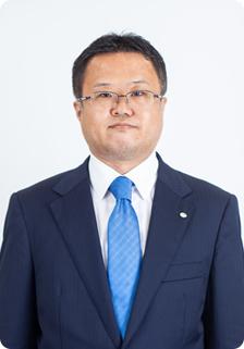 写真:代表取締役社長 福原敏夫